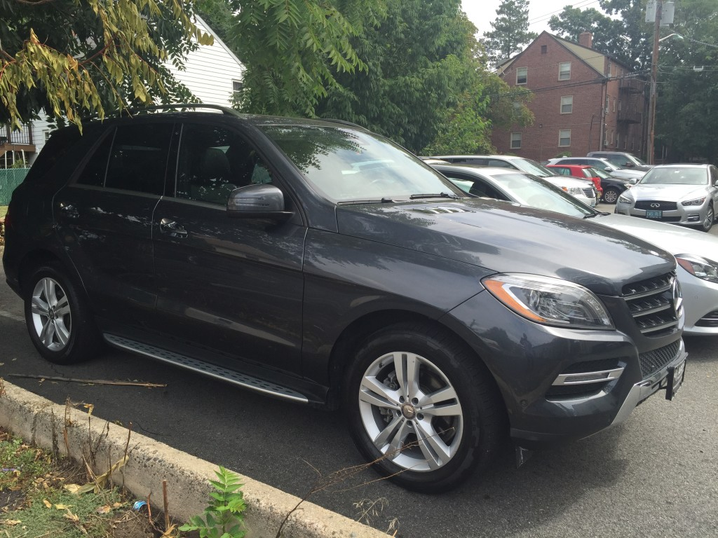 2015 mercedes benz ml 350 arcar motors for 2015 mercedes benz ml