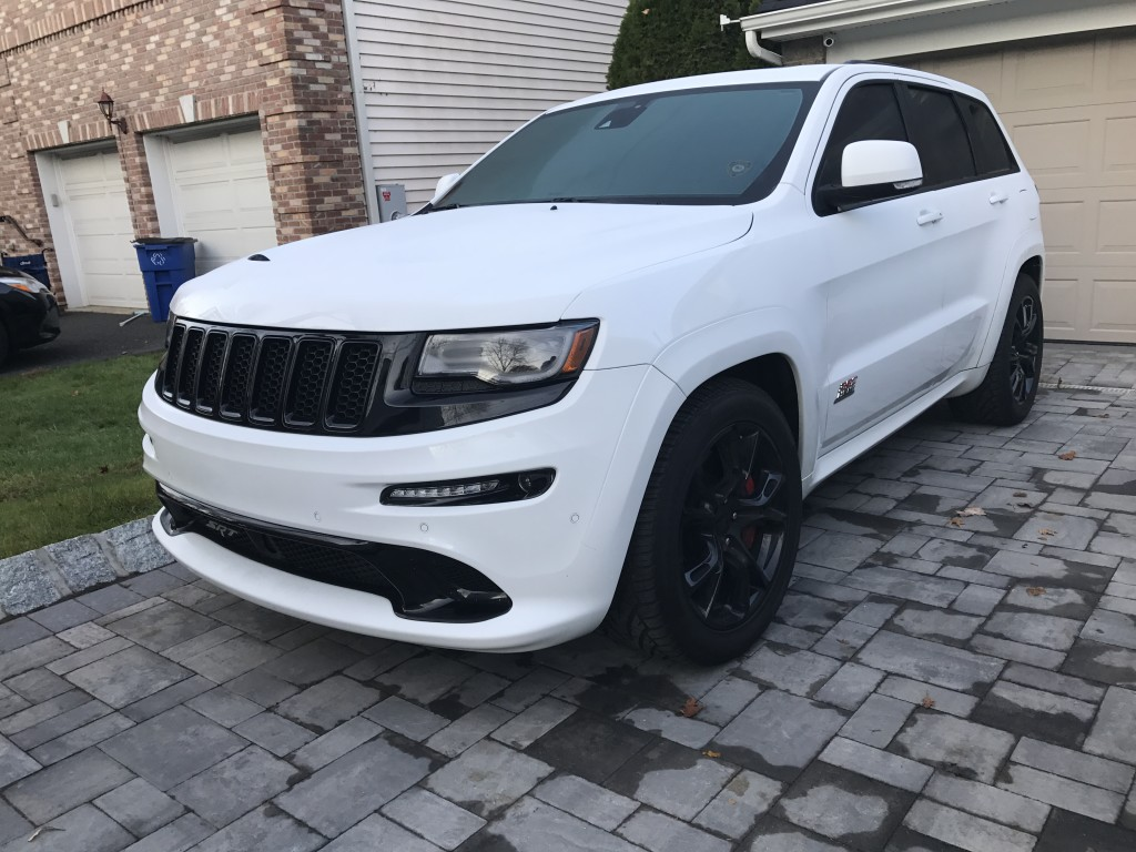 Elegant 2014 Jeep Grand Cherokee SRT8   SOLD