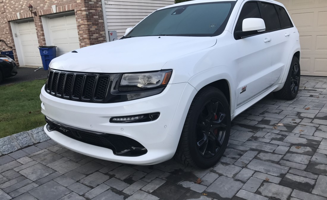 2014 jeep grand cherokee srt8 | arcar motors