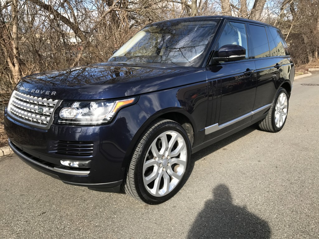 2016 Range Rover Supercharged Arcar Motors Sold